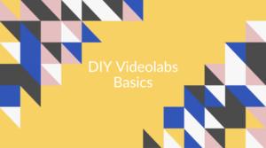 DIY Videolabs Productie