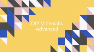 DIY Videolabs Postproductie